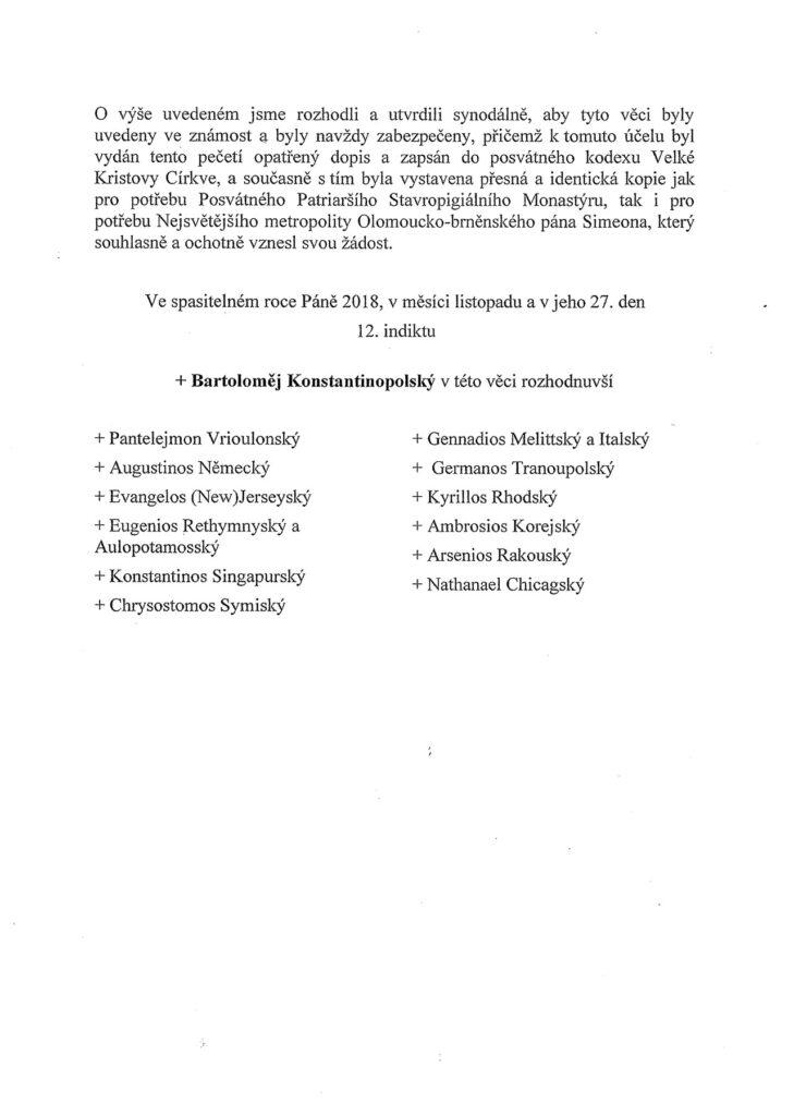 PATRIARSI-A-SYNODNI-TOMOS-2